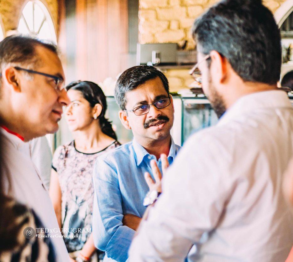 Naina.co, Visual Storyteller, Luxury Brands, Naina Redhu, Professional Photographer, Experience Collector, Luxury Photographer, Luxury Blogger, Lifestyle, Visual Storyteller for Luxury Brands, #EyesForGurgaon, Eyes For Gurgaon, #EyesForGurugram, Eyes For Gurugram, TEDxGurugram, TED, TEDx, Gurgaon Photographer, Sponsors, Sponsorship, Sponsor Brunch, DiGhent Cafe, Antje Pfahl, Bal DiGhent