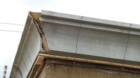 Parapet, Concrete Fascia, and other roofing styles ...