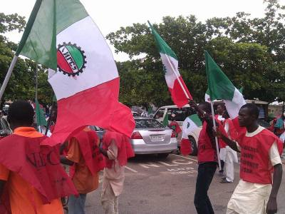 NLC Strike 18th May 2016 , Protest Photos Around The Country - Politics - Nigeria