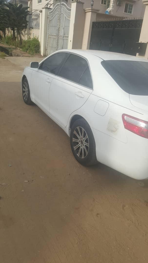 2009 white toyota venza thumb start v6 5 4m negotiable autos