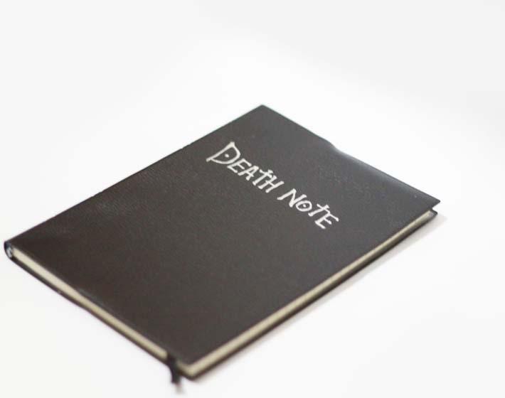 death note book \u2013 Najjar Lebanon
