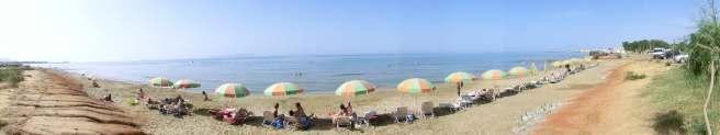 Creta Camping Strand