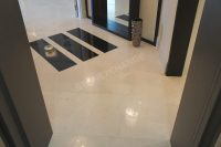 Elegant Marble Tiles For A Luxury Condo Apartment | Nalboor