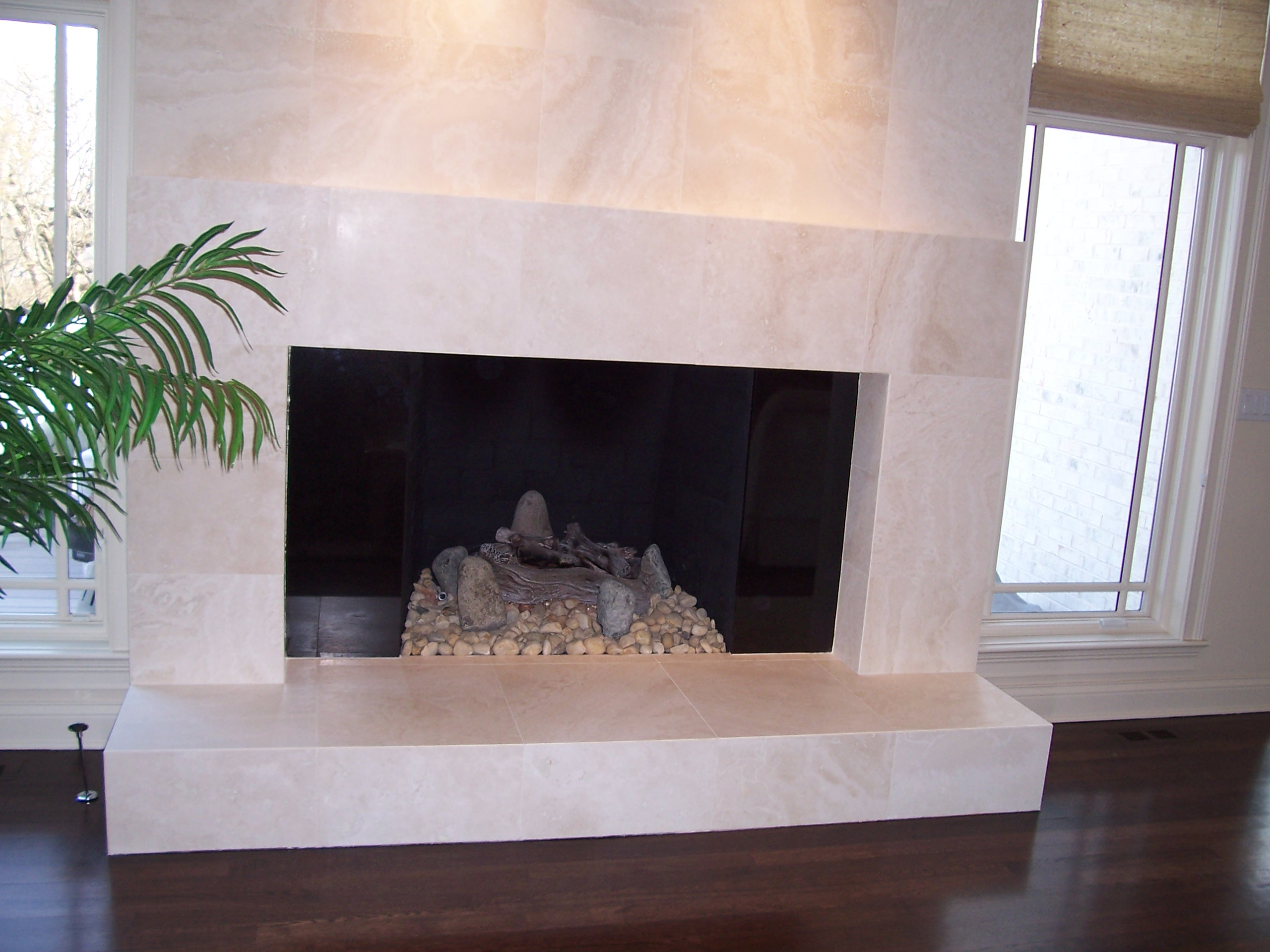 Why Natural Stone Is Perfect For Fireplaces Nalboor