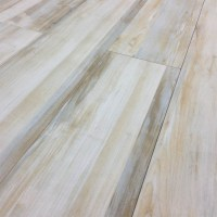 Alberta Cream Wood Look Plank Porcelain Tile | Nalboor