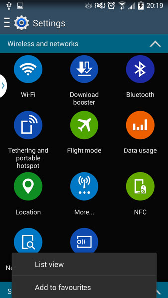 How To Download Live Wallpapers For Iphone Download Galaxy S5 Settings Ui App For Galaxy S4 Amp Note 3