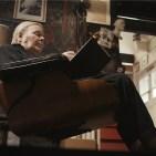 Giger in DARK STAR: H. R. GIGER'S WORLD (Courtesy Icarus Films)
