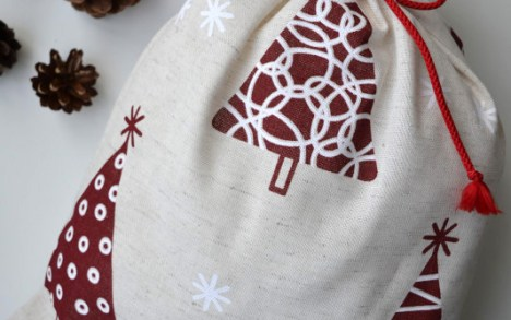 Maišelis kalėdinėms dovanoms
