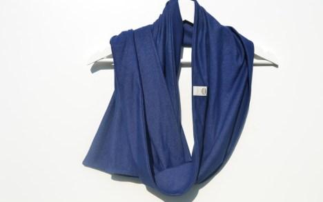 Mėlynas šalikas