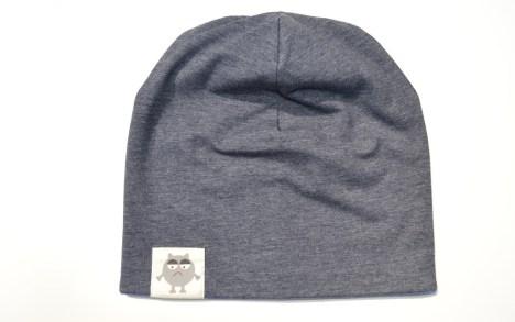 kepurė pilka