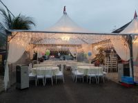 21st Birthday Party Setup | Nam Kee Canopy