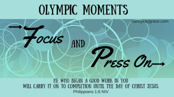 Focus and Press On