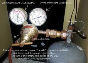 Acetylene Propane Mapp And Oxygen Gases Torches Hoses Regulators Setup Nancy L T Hamilton