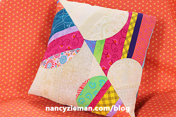 Pillows-101 A Complete Pillow Sewing Tutorial Collection Nancy