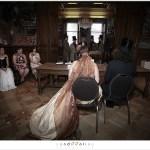 Coppelius in de trouwzaal van het Jan Cunen museum