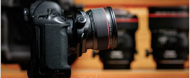 De TS-E 24mm f/3,5L II