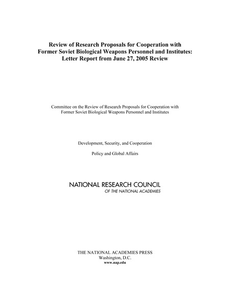Sample Student Biology Research Proposal P Pazos P Review Of Research Proposals For Cooperation With Former