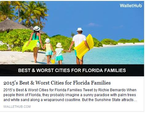 Best cities in florida for families naples golf homes for Best places to live in florida for families