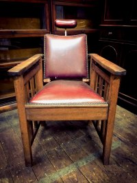 Antique Dentist Chair | Antique Furniture