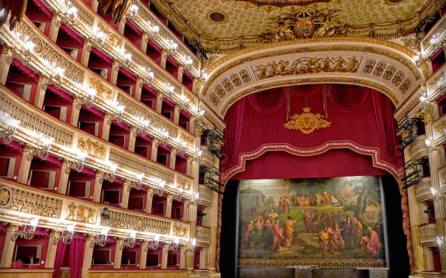 Natale in Jazz al Teatro San Carlo di Napoli