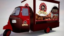 AperiPolpetta: le polpette della Macelleria Tortora in giro per Napoli