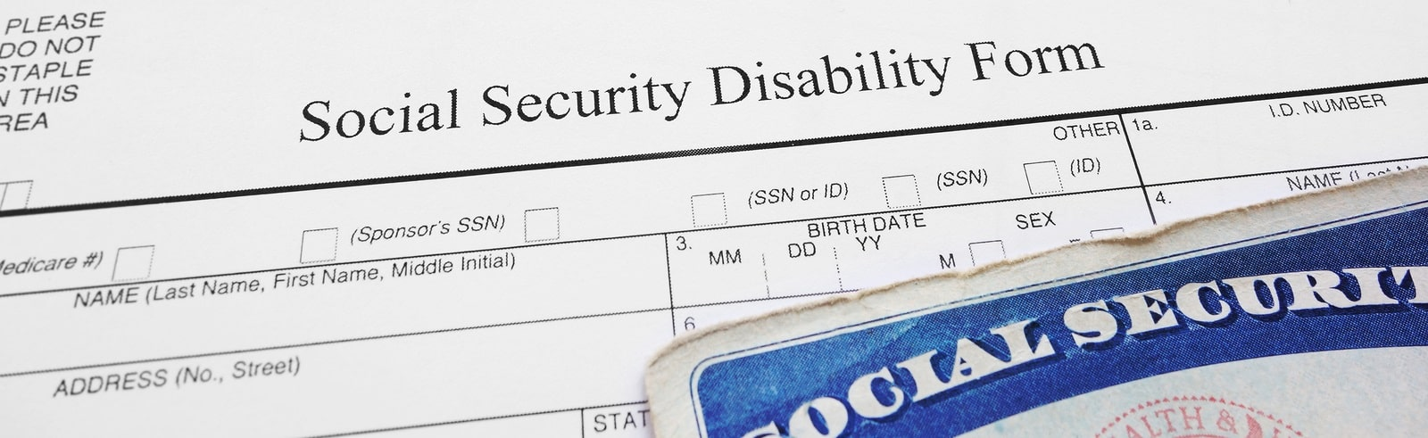 The Disability Claims Process · Social Security Disability