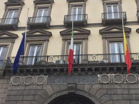 Napoli lutto cittadino