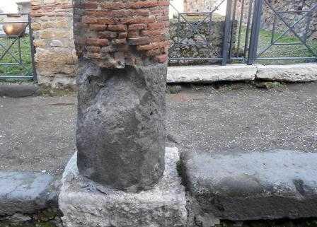 crollo Pompei