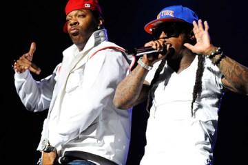 Busta & Wayne (Front)