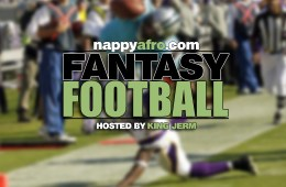 Fantasy Football 2011 (Week 8) (Front)