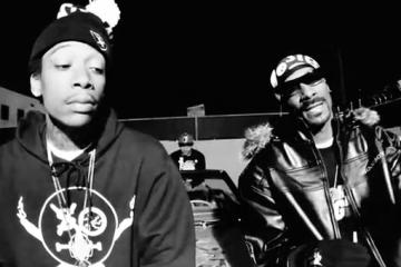 Wiz & Snoop (Front)