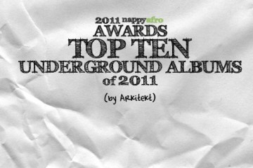 2011 Underground (Front)