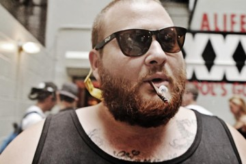 Action Bronson (Front)