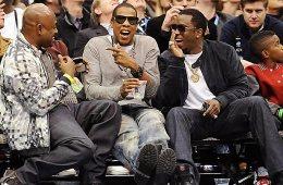 Stoute, Jay, & Puff