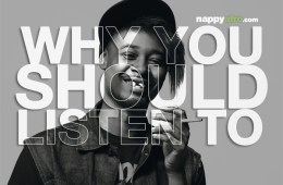 Why You Should Listen To - Danny Brown (Front)