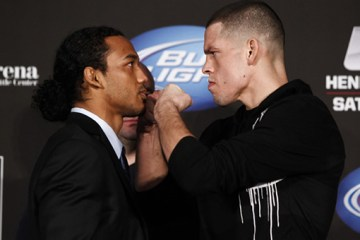 Henderson vs Diaz (Front)