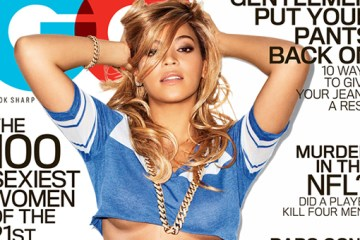 BeyonceGQ (Front)