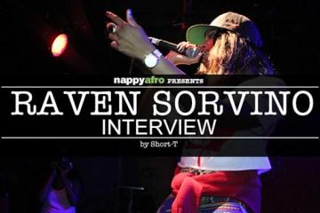 Raven Sorvino Interview (Front)
