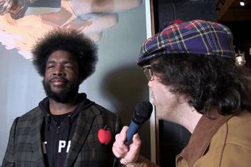 Nardwuar vs. Questlove (Front)