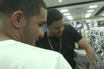 Drizzy & Cole Front