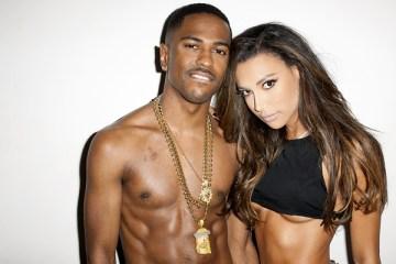 Big Sean & Naya Rivera (2)-Front