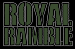 Royal Ramble Shirt Front