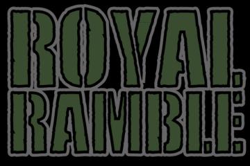 Royal Ramble Shirt Front