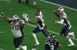 Super Bowl XLIX Front