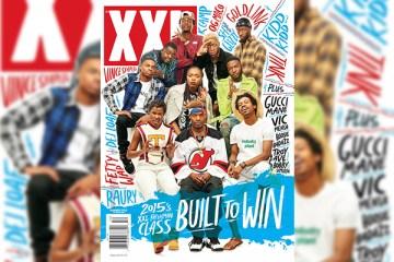 XXl Freshman 2015 Front