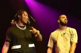 Future & Drake Front
