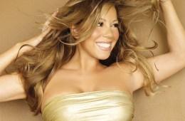 Mariah Carey Front