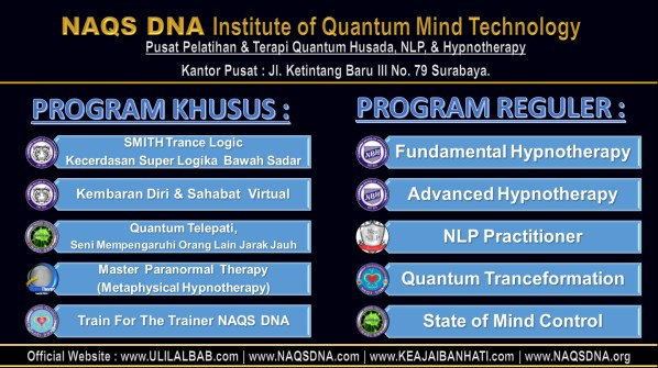 program NAQS DNA