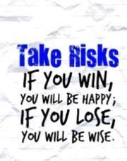 resiko sukses