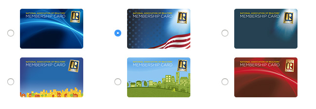 How to Get Your REALTOR® Membership Card wwwnarrealtor - membership cards design